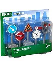 BRIO Verkeersborden kit - 33864