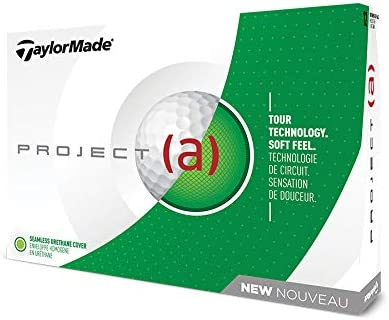 TaylorMade Project (a) Golf Balls (Two Dozen)