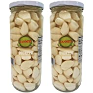 Sanniti Spanish Pickled Garlic, 15.9 Ounces (Pack of 2)
