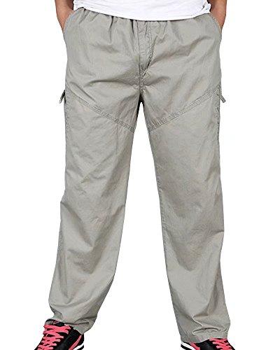 Gabardine Pleats Trousers - 7