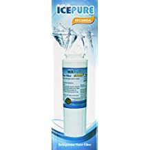 Icepure RWF0900A Refrigerator Water Filter Compatible With Maytag UKF8001,UKF9001AXX,UKF8001AXX