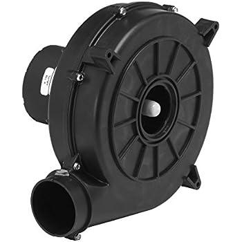 A124 - Frigidaire Furnace Draft Inducer / Exhaust Vent Venter Motor ...