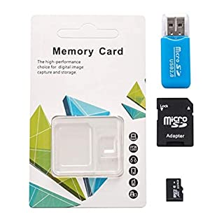 Micro SD Card 1 Tb | USB Adapter | SD Card Adapter | Pack of 3 | 10MB/s Transfer Rate | Plug and Play | All OS Compatible | Reliable and Stable Products | Large Storage Capacity (1)
