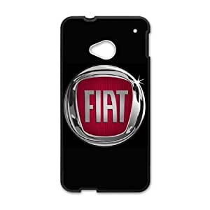 HTC One M7 Phone Case Black FIAT ZKH9376964