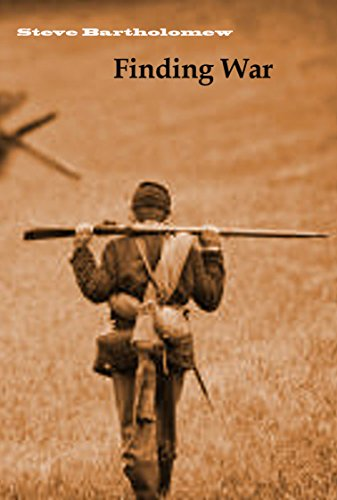 Finding War (Ira Beard Book 2) by [Bartholomew, Steve]