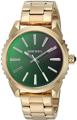 Diesel Women's DZ5544 Nuki Gold Watch