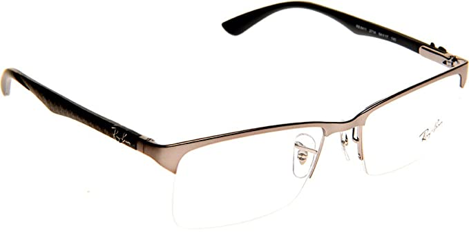 726821c5d8 Image Unavailable. Image not available for. Color  Eyeglasses Ray-Ban Vista  RX 8411 2714 MATTE GUNMETAL GUNMETAL