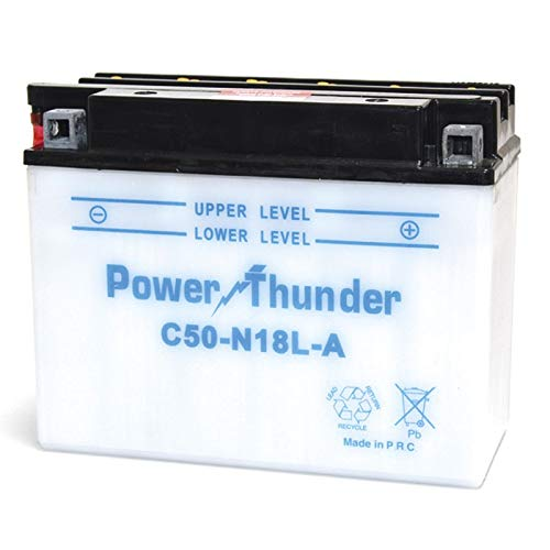 BATTERIA POWER THUNDER PT Y50-N18L-A 12V 20AH