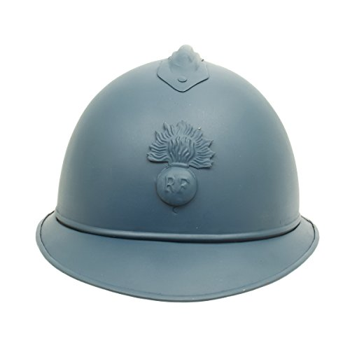 French WWI Adrian Steel Helmet ()