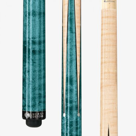 (LUCASI LZ2000SP Custom Sneaky Pete Pool Cue Stick with Zero Flexpoint Low Deflection Shaft & Uni-loc Quick Release Joint)
