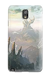 Hot Faddish Phone Desktop Artwork Case For Galaxy Note 3 / Perfect Case Cover