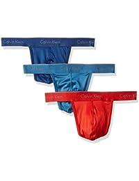9544a343c9e0 Men's Microfiber Stretch Multipack Thongs