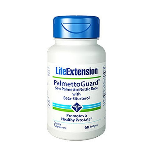 Life Extension Palmetto Beta Sitosterol Softgels product image
