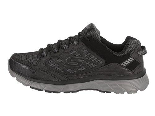 Skechers Bowerz Hombre Piel Zapato Para Correr