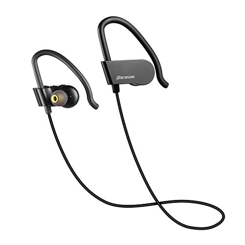 bluetooth earbuds parasom a8 best wireless sports headphones import it all. Black Bedroom Furniture Sets. Home Design Ideas