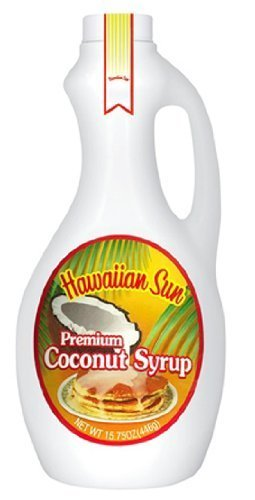 Top 10 hawaiian sun coconut syrup