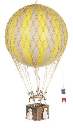 Royal Aero Balloon in True Yellow