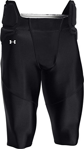 Under Armour Adult Integrated Football Pants (Large, Black)