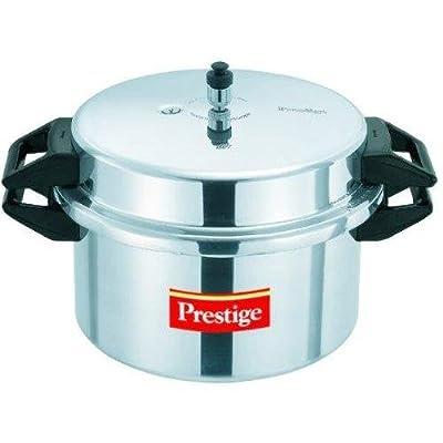 Prestige aluminum pressure cooker, 16 liters. from Prestige