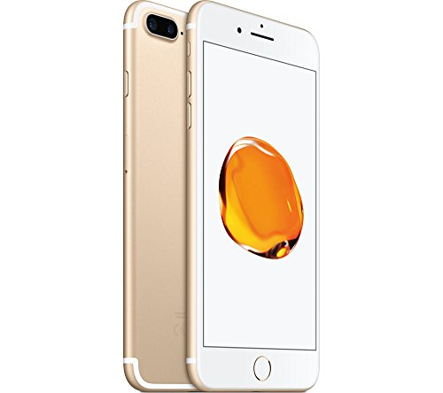 Apple iPhone 7, GSM Unlocked, 32GB - Gold (Refurbished)]()