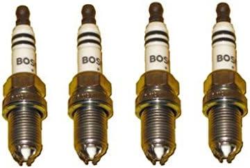 4 x Bujía Bosch 0242236562 – bo0242236562 X 004 – Original un juego