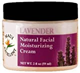 Maui Excellent Lavender Natural Facial Moisturizing Cream