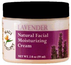 Maui Excellent Lavender Natural Facial Moisturizing Cream by Maui Excellent