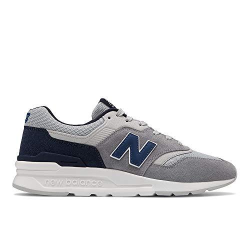 Tênis New Balance 997H | Casual Masculino Cinza - 43