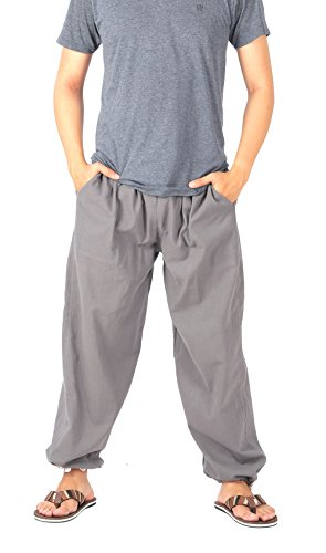CandyHusky Cotton Joggers Elastic Drawstring product image