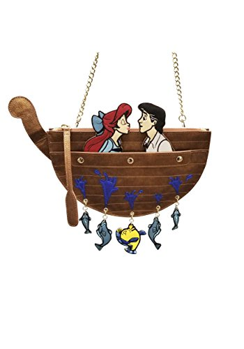 the Little Nicole Kiss Danielle Mermaid Girl Bag wnI1Fnfqx