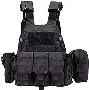CAMO Quick Release Tactical Outdoor Vest