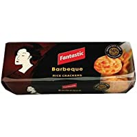 Fantastic Barbecue Rice Crackers 100 g, 100 g