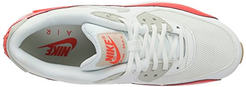 Essential da Summit Running Max Criimson White Donna Nike Air Scarpe s bright Bianco Light Brown 90 Wmns Yx4TxpCwqI