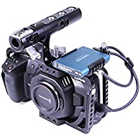 Lanparte BMPCC-4K Blackmagic Design Pocket Cinema Camera...