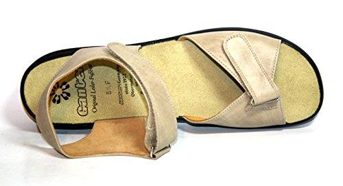 Ganter Selina - Sandalias de vestir para mujer beige - arena