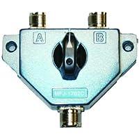 MFJ-1702C Antenna switch, HF/VHF/UHF 2-pos, LP