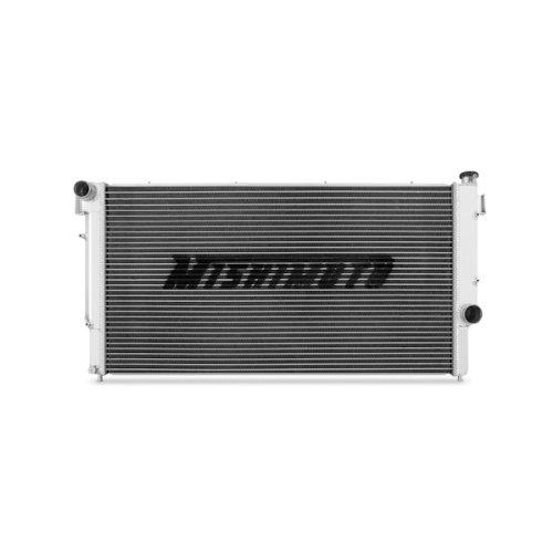 Mishimoto MMRAD-RAM-94 Aluminum Radiator for Dodge RAM 2500 with 5.9L Cummins (Stone Drain Replacement Cap)