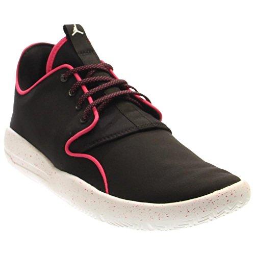Nike Jordan Eclipse Gg, Zapatillas de Running Para Mujer Negro / Blanco / Rosa / Blanco (Black / White-Vivid Pink-White)