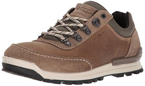 ECCO Men's Oregon Retro Sneaker Hiking Boot,Navajo Brown/Navajo Brown,42 EU/8-8.5 M US