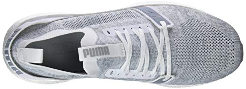 Puma Puma quarry 04 Weiß Knit Herren NRGY Neko White Engineer Laufschuhe 7xwf7FqO
