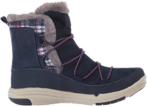 Ryka Kvinna Aubonne Mode Sneaker Blå / Grå