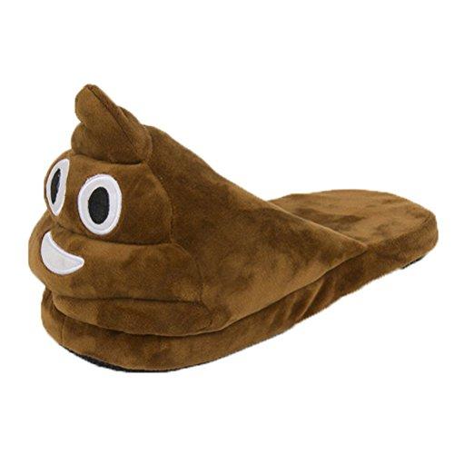 Emoji Pattern2 Donalworld Shoes Women House Slippers Plush Winter Men Slipper w11qnfEp