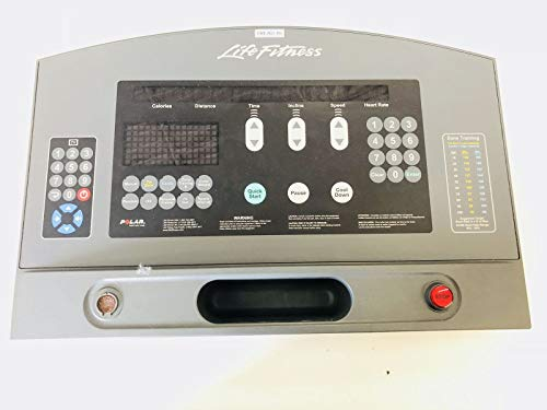Life Fitness Display Console TV K58N-12616-0000 Works 95Ti Commercial Treadmill