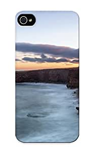 Crazinesswith High Quality Shock Absorbing Case For Iphone 5/5s-portland Bill Lighthouse England
