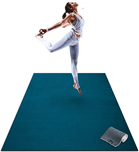 Premium Large Yoga Mat - 6