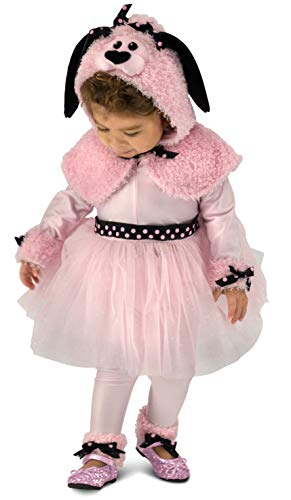 Princess Paradise Princess Poodle Costume, 12 to 18 Months -
