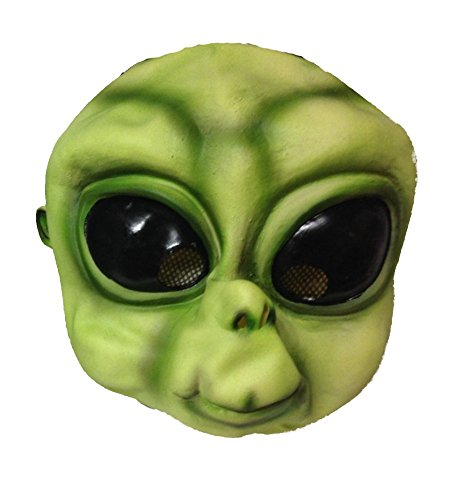 Alien Mask for Child (Alien Child Mask)