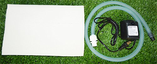Hydroponic Grow Kit 54 Plant Sites Horizontal 6 Pipes 110V Pump (Item # 141118) by Tool (Image #4)