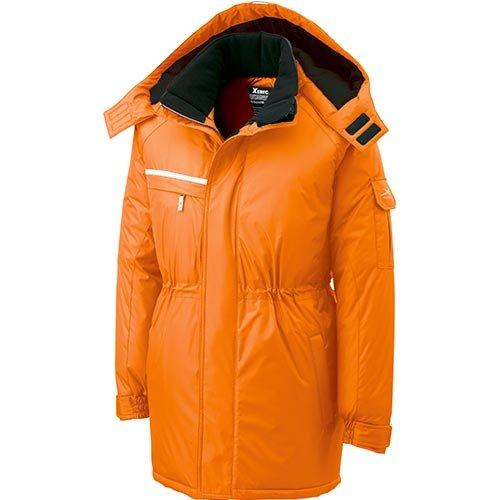ジーベック(XEBEC) 防水コート 大きいサイズ 82/オレンジ 581 6L B01MRRWWZC 6L|  6L
