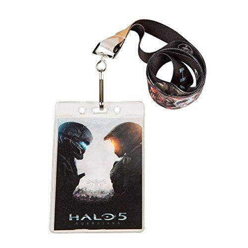 JINX Halo 5: Guardians Lanyard with ID Holder